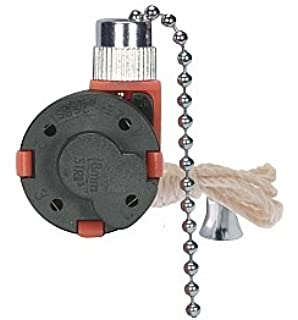 Ceiling Fan Replacement Speed Control Switch for 3 Speed / 4 Wire ...