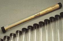 Cardboard Gold (4) Baseball Bat Tube Display Case Protective Holders Brand