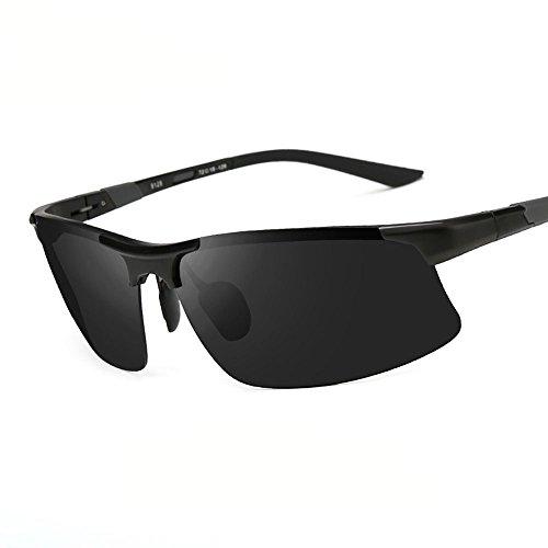 de de Gafas UV400 para Color B conducción sol sol de hombre sol HD sol Gafas Gafas 100 SSSX de A Gafas de polarizadas qgPp4a