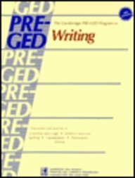 The Cambridge Pre-Ged Program in Writing.