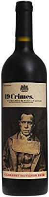2016 19 Crimes Australia Cabernet Sauvignon 750 mL