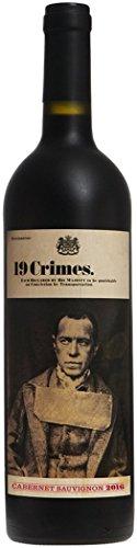 2016 19 Crimes Australia Cabernet Sauvignon 750 mL