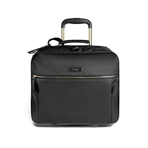 Wheeled Removable Ladies Briefcase (Lipault - Business Avenue Rolling Tote - 15