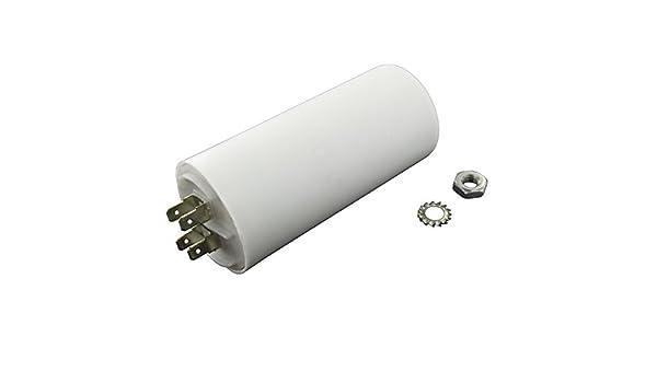 Condensador de Arranque de Motor Microfarad de 16 UF/16 MFD de ...