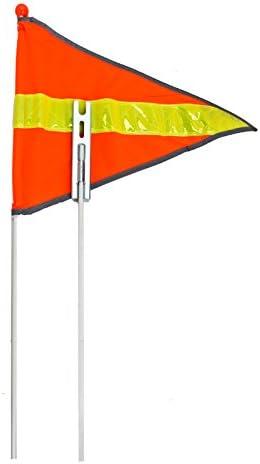 Sunlite 2 piezas seguridad bandera – 72,