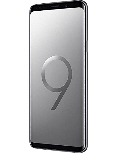 Samsung Galaxy S9+, Titanium Grey (SM-G965WZAAXAC)