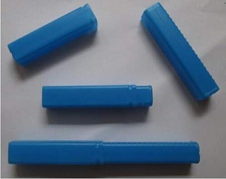 Square Telescopic Boxes - Arbor Box Kamas Blue Plastic Tool Box 14mm 80-120mm usable Lengh Color: Yellow