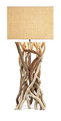 Imax 89906 Explorer Drift Wood Table Lamp