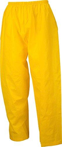 O2 Rainwear Element Series Rain Pant: Yellow MD/LG