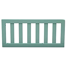 Delta Children Toddler Guardrail #0080, Aqua 4