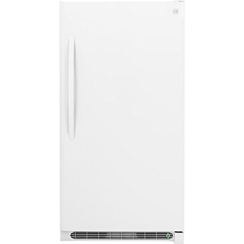 Kenmore 21042 20.9 cu. ft. Upright Freezer, White