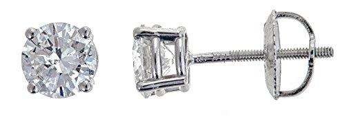 100 Round Cut Diamond - 1