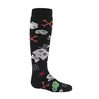 Wigwam Snow Skully Kids' Socks