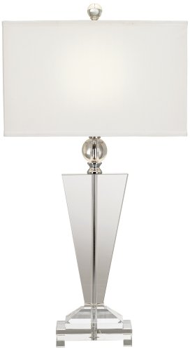 - Vienna Full Spectrum Crystal Trophy Table Lamp