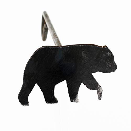 Branding Iron Bear