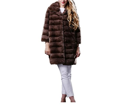 Russian Sable Fur Coat - 3