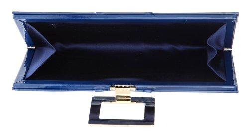 Vivier Roger à Sac main Bleu ROG002 Pochette xxArPwFq