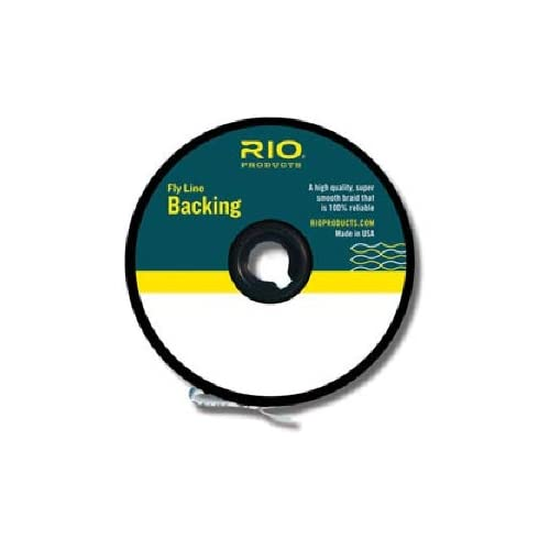 Image of Rio Fly Fishing Backing Dacron 30Lb 5000 yd. Fly Tying Equipment, Chartreuse