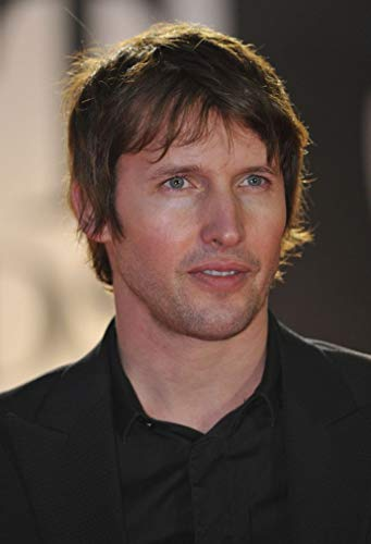 Gabriela 24inch x 35inch James Blunt Waterproof Poster (Bathroom, Outdoors Wherever You Like)