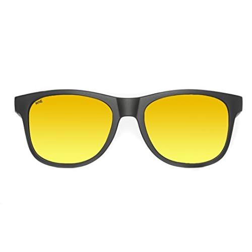 MINE Eyewear FOREVER YOUNG - GOLD Gafas de Sol Unisex Buena - www ... 1bd79932132f