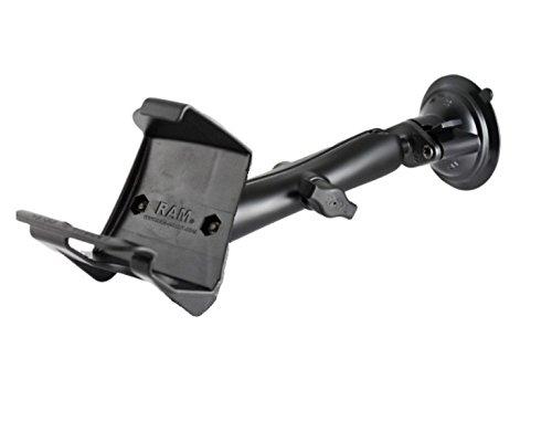 (Suction Cup Long Arm Mount Holder fits Garmin StreetPilot 2610 2620 2650 2660 2720 2730 & 2820)