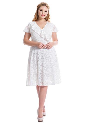 new look navy peplum dress - 2