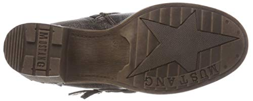 Mujer Botines Marrón Stiefelette 221 Para bronze Mustang t1wHnZqt