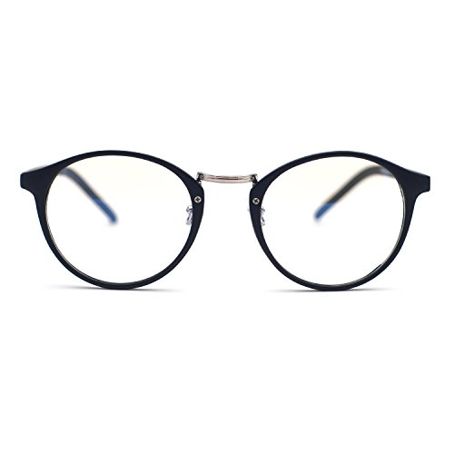 XINMADE HILL Blue Light Blocking Glasses,Computer and Gaming Glasses (Matte - With Fsa Sunglasses
