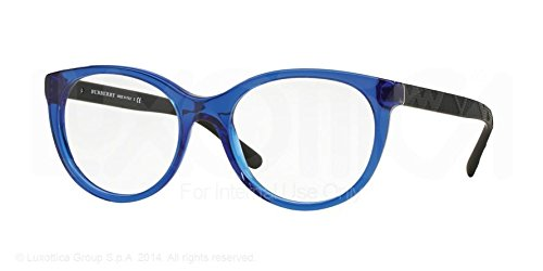 a4f08052301 Burberry Eyeglasses BE2176 3497 Blue 53 18 140. BUY ONLINE · Burberry  BE4173 300111 Black BE4173 Rectangle Sunglasses Lens Category 2 Size ...