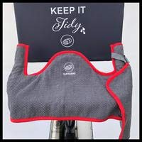 Spintowel for Peloton - Poppy Red by Spintowel (Image #2)