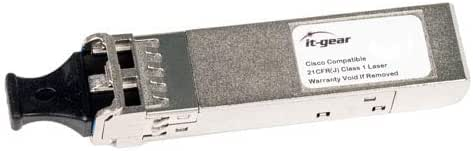 IT-GEAR GLC-LH-SMD-ITG 1000BASE-LX SFP SMF E-Temp DOM Compatible Transceiver