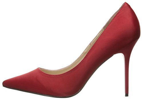 Pumps Red Donna Pleaser Da 20 Classique Satin qnzw8fa