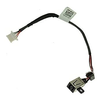DC POWER JACK  CABLE PLUG FOR Dell XPS P54G P54G001 P54G002