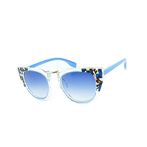 Bleu Tansle Femme Lunette Soleil De 6w0xqP01T