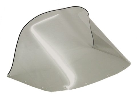 1991-1992 ARCTIC CAT LYNX ARCTIC CAT WINDSHIELD SMOKE, Manufacturer: KORONIS, Manufacturer Part Number: 450-137-AD, Stock Photo - Actual parts may vary. by