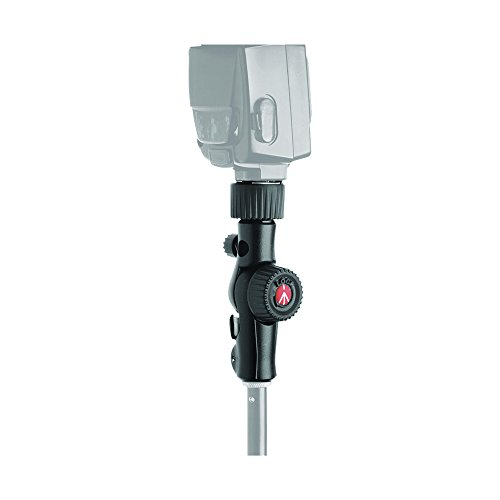 Manfrotto MLH1HS Snap Tilthead (Black) (Umbrella Tilt Head)