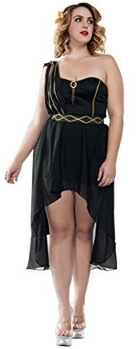 Plus Size Dark Goddess Costumes - Starline Women's Plus Size Dark Goddess