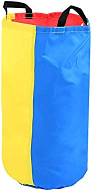 23 x 35inch Race Bags with Four Color Potato Sack Race Bags for Kids and AdultsPrefect for Races, Party Games,