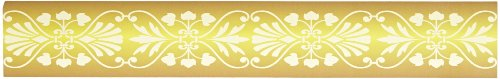- Roundabouts Cupcake Sleeves Fancy Flourish Cupcake Sleeve, Gold (Pack of 24)