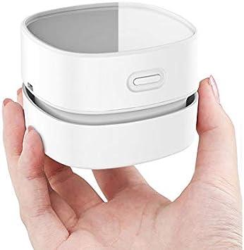 DYHM Robot Aspirador Mesa Mini Robot USB Barredora de Polvo Hogar ...