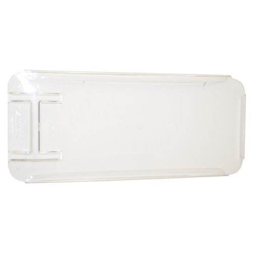 Cambro Clear Replacement Lid for IB27 Ingredient Bin by Cambro