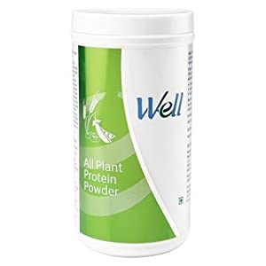 Modicare WELL ALL PLANT PROTEIN POWDER (500G)