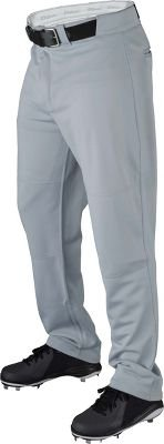 Wilson Youth Pro T3 Relaxed Fit Baseball Pant, Grey, X-Large - Relaxed Fit Baseball Pants