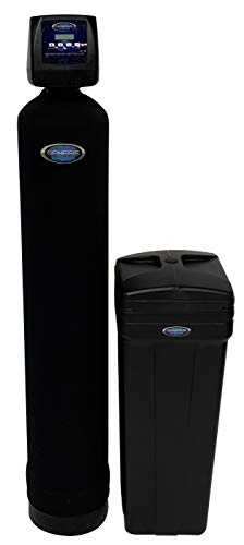 Discount Water Softeners Genesis Premier 40,000 Grain Water Softener, Digital Metered, On Demand, High Efficiency Up Flow