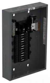 Square D Qo324L125G Ld-Cntr Box & Int