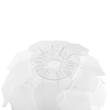 BAJIAN-LI Modern luxury A-04 Designer Style Artichoke Layered Ceiling Pendant Lampshade #12 by BAJIAN-LI (Image #5)