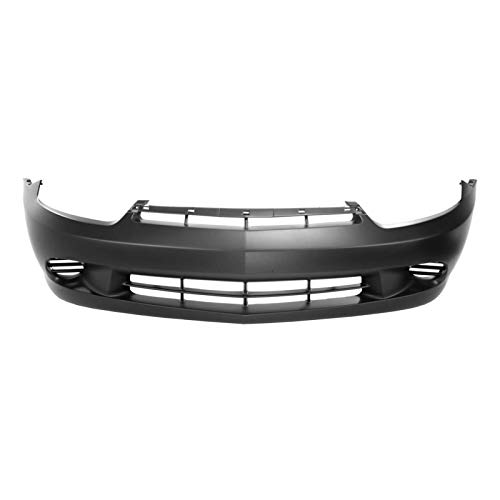 MBI AUTO - Painted to Match, Front Bumper Cover Fascia for 2003 2004 2005 Chevy Cavalier 03 04 05, GM1000662