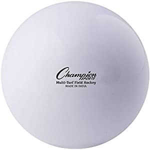 Champion Sports Field Hockey Practice Balls – 12 Pack in Multiple Colors