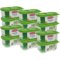 Rubbermaid Lunchblox Storage Containers 12 pack product image