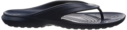 Crocs Classic, Sandalias Flip-Flop Unisex Adulto Azul (Navy)